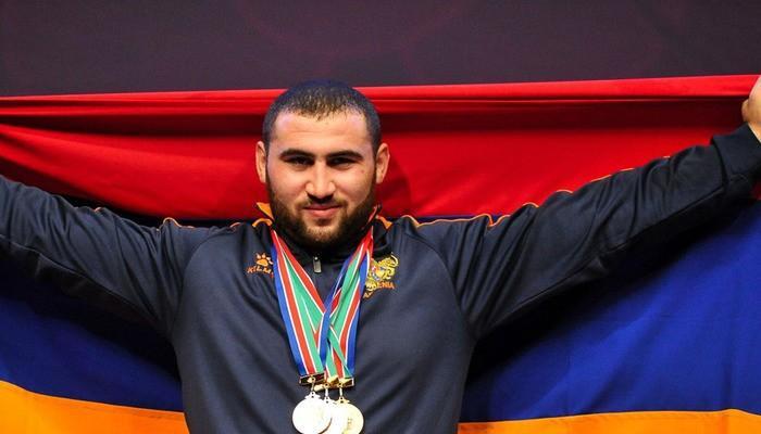 Սիմոն Մարտիրոսյանը հռչակվեց աշխարհի չեմպիոն` սահմանելով ռեկորդ