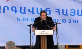 Գ. Ծառուկյանը նախընտրական հանդիպումները շարունակել է Ապարան և Վանաձոր քաղաքներում