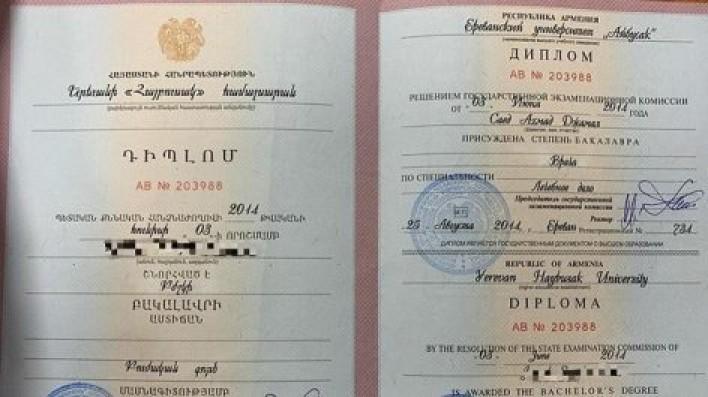 «Լիցենզիա՝ սպանելու համար». Կալանավորվել են 40 արաբ բժիշկներ՝ հայկական կեղծ դիպլոմներով