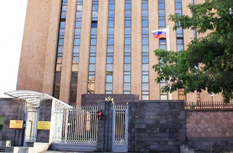 ՌԴ դեսպանատունը` Ռոբերտ Քոչարյանի հետ հանդիպման մասին