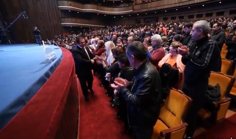 ՏԵՍԱՆՅՈՒԹ. «Պատրաստ եմ Երևանում էլ բնակելի շենքեր կառուցել ՝ Աբովյանի օրինակով». Գ. Ծառուկյանը՝ երևանցիներին