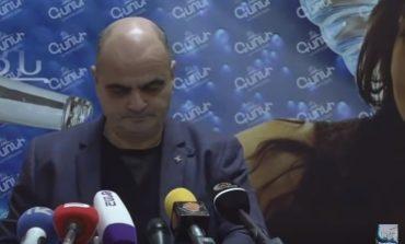 Մանվել Գրիգորյանի փաստաբանի ասուլիսը. ուղիղ