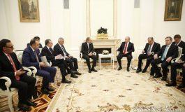 «Մենք շատ լուրջ ենք վերաբերվում Եվրասիական տնտեսական միությունում մեր նախագահությանը». կայացավ Փաշինյան-Պուտին հանդիպումը