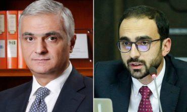 ՀՀ նախագահի հրամանագրով Մհեր Գրիգորյանը և Տիգրան Ավինյանը նշանակվել են փոխվարչապետ