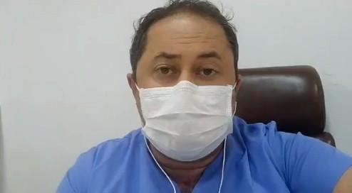 ՏԵՍԱՆՅՈՒԹ. Բժիշկը զայրացած է տիրող բարդակի վրա