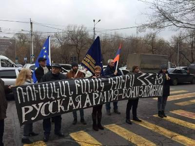 Գյումրիում բողոքի ցույց կանցկացվի ռուսական 102-րդ բազայի դիմաց