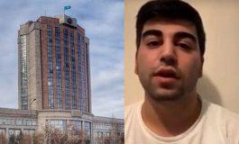 Ղազախստանի ՆԳՆ-ն դիմել է Նարեկ Գուրուրյանին