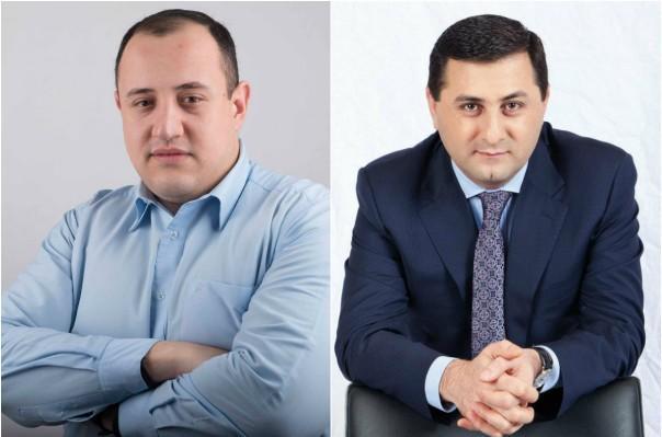 Միհրան Հակոբյանը և Սամվել Ֆարմանյանը ՀՀԿ-ին իրենց անդամակցությունը դադարեցնելու մասին դիմում են ներկայացրել