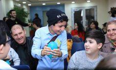 Child for Child. Երգի պրեմիերա՝ ուղղված մանկական քաղցկեղի դեմ պայքարին (տեսանյութ, ֆոտո)