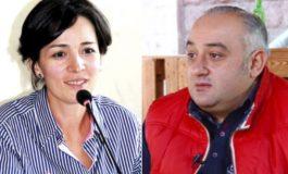 Պետրոս Ղազարյանի կինն ազատվեց փոխնախարարի պաշտոնից և կրկին նշանակվեց փոխնախարար