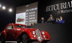 1939թ․ Alfa Romeo-ն 16,7 մլն եվրոյով վաճառվել է Փարիզի աճուրդում. Ouest-France