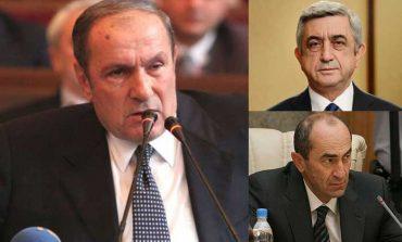 Առաջիկայում մենք ականատես կլինենք Հայաստանի երեք նախագահների միաժամանակյա հանդիպմանը՝ դատարանում