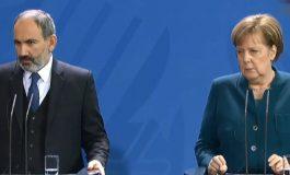 «Նիկոլ Փաշինյանը խիզախ քայլեր է ձեռնարկել». Անգելա Մերկելը՝ ԼՂ հիմնախնդրի մասին