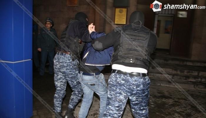 Երևանում կանխվել է զինված բախում. վնասազերծվել են տասնյակ անձինք