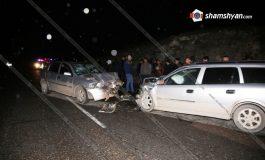 Ողբերգական ավտովթար Գեղարքունիքի մարզում. կա 1, զոհ 3 վիրավոր (ֆոտո)
