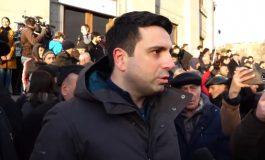 Մենք 5 րոպեում վերջ կտանք Ռոբերտ Քոչարյանին, Սերժ Սարգսյանին, Միքայել Մինասյանին. Ալեն Սիմոնյան
