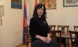 ՖՈՏՈ. Նաիրա Զոհրաբյանի նստացույցը ԱԺ-ում