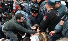 Բերման ենթարկված 17 անձ արդեն ազատ է արձակվել․ ՄԻՊ