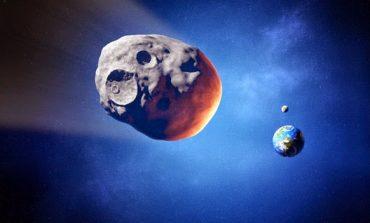 ՖՈՏՈ. Երկիր մոլորակին է մոտենում խոշոր երկնաքարը