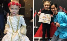 5-ամյա աղջիկը ատամնաբույժի շնորհիվ բուժվել է քաղցկեղից, որը ուշադրություն էր դարձրել նրա տարօրինակ ատամներին