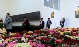 Անթիվ, անհամար ծաղիկներ ու տրամադրություն «Գագիկ Ծառուկյան» հիմնադրամից