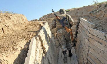 Փետրվարին հակառակորդի կրակից զինծառայող է վիրավորվել