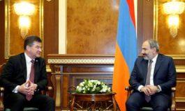 Փաշինյանը ԵԱՀԿ գործող նախագահին ներկայացրել է Արցախի հարցում Հայաստանի սկզբունքային դիրքորոշումը