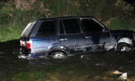 Երևան-Մեղրի ավտոճանապարհի 151-րդ կմ-ին ավտոմեքենան ընկել է գետը