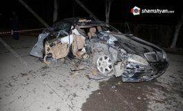 Ավտովթարի հետևանքով հիվանդանոց տեղափոխված ընտանիքի անդամներից 34-ամյա տղամարդը մահացել է