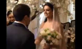 Ստեփան Դեմիրճյանի դստեր հարսանիքի տեսանյութը