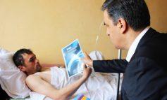 Արման Թաթոյանն այցելել է ՀՀ սահմանն ապօրինի հատած ադրբեջանցուն
