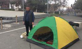 Քասախ համայնքի ավագանու անդամը հացադուլ է հայտարարել. պահանջում է համայնքապետի հրաժարականը