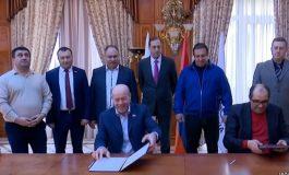 ՏԵՍԱՆՅՈՒԹ. ՀԱՕԿ-ն ու Ռուսաստանի «Այկիդո Այկիկայ» ֆեդերացիան փոխըմբռնման հուշագիր են ստորագրել