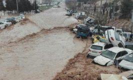 ՏԵՍԱՆՅՈՒԹ. Արտակարգ իրավիճակ Իրանում. փողոցները վերածվել են հեղեղված գետերի. կան տասնյակ զոհեր