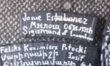 Ահաբեկիչների զենքերի վրա հայերեն գրության մանրամասները պարզելու համար՝ Հայաստանը կապի մեջ է Նոր Զելանդիայի պատկան մարմինների հետ