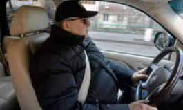 ՀՀ նախագահը՝ մեքենա վարելիս