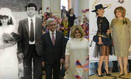 Այսօր Ռիտա Սարգսյանի ծննդյան օրն է. Սերժ Սարգսյանը նրա համար սերենադ չի երգել