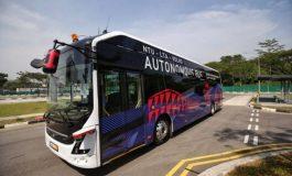 ՏԵՍԱՆՅՈՒԹ. Աշխարհի առաջին անվարորդ էլեկտրական ավտոբուսը ներկայացվել է Սինգապուրում