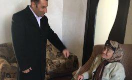 Վարդանուշ տատիկը համայնքի ղեկավարին իր թոռան պես է ընդունում. ֆոտոշարք