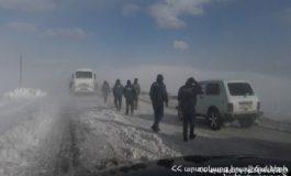 ԱԻՆ-ը հորդորում է չերթևեկել Գորիս-Երևան և Սիսիան-Գորիս ավտոճանապարհներով