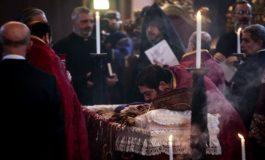 ՏԵՍԱՆՅՈՒԹ. Ստամբուլում հրաժեշտ տվեցին Պոլսո Հայոց պատրիարքին