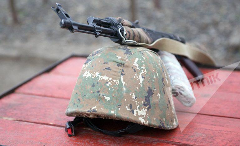 Հակառակորդի կրակոցից զինվոր է զոհվել