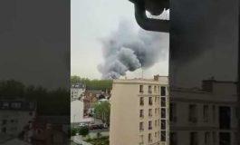 ՏԵՍԱՆՅՈՒԹ. Հերթական խոշոր հրդեհը. Փարիզում այրվում է Վերսալը