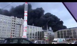ՏԵՍԱՆՅՈՒԹ. Արտակարգ դեպք ՌԴ-ում. այրվում է ստրատեգիաան կարևոր օբյեկտ