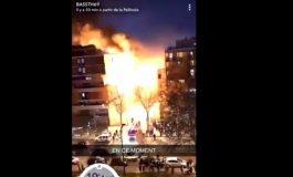 Հզոր պայթյուն` Փարիզում (տեսանյութ)