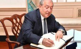 Արմեն Սարգսյանը նշանակել է Ոստիկանության զորքերի հրամանատար