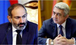 Կհանդիպե՞ն Սերժ Սարգսյանը և Նիկոլ Փաշինյանը