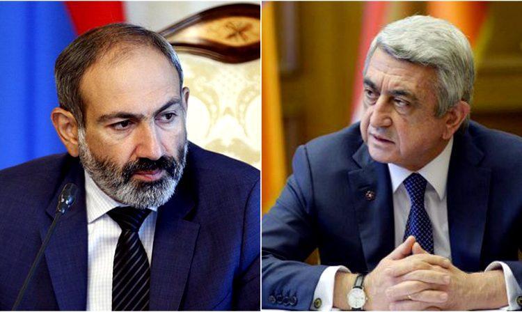 Փաշինյանը ի վերջո կձերբակալի Սերժ Սարգսյանին