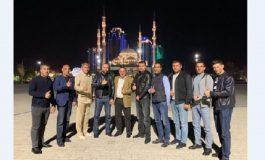 ՀՀ ԱԱԾ «Ալֆա» ջոկատը Չեչնիայում. չեչեն պատգամավորը լուսանկար է հրապարակել