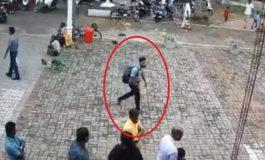 ՏԵՍԱՆՅՈՒԹ. Շրի Լանկայում տեսախցիկը ֆիքսել է ահաբեկչության ենթադրյալ իրականացնողին